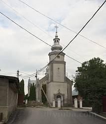 Борщев. Костел Пресвятой Троицы