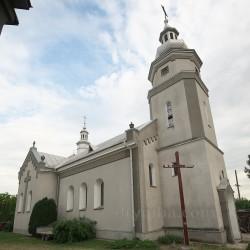 Костел Девы Марии Святого Скапулярию (г.Борщев, Тернопольская обл.)