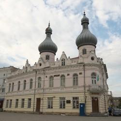 Борщівський краєзнавчий музей (м.Борщів, Тернопільська обл.)