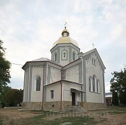 Церква Успіння Богородиці (м.Борщів, Тернопільська обл.)