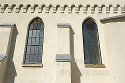 Окна храма
