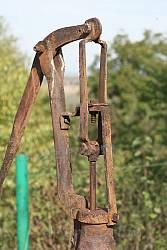 Старовинна водокачка