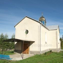 Церква Пресвятої Трійці (с.Гологори, Львівська обл.)