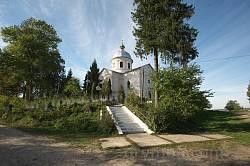 Гологори. Церква св.Юрія
