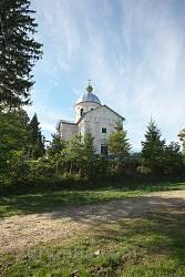 Церковь св.Юрия в селе Гологоры