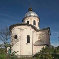 Церква св. Юрія (с.Гологори, Львівська обл.)