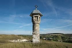 Памятник - колонна св. Марка