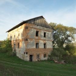 Водяная мельница (руины) (с.Гологоры, Львовская обл.)