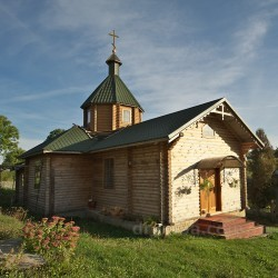 Церква Святого Онуфрія (с.Майдан-Гологірський, Львівська обл.)