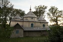 Церква Воскресіння Господнього у селі Стінка