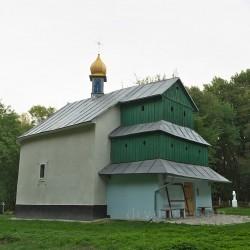 Церковь св.Димитрия (село Гологорки, Львовская обл.)