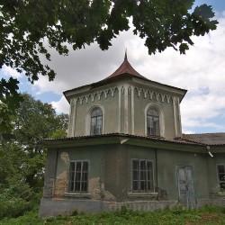 Палац Корнела Городиського у Колиндянах. Східна башта