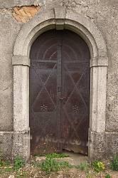 Портал і ковані двері