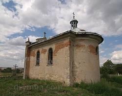 Колиндяни. Римо-католицький костел