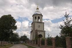 Колокольня церкви св.Николая