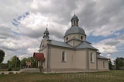 Николаевская церковь в селе Колындяны