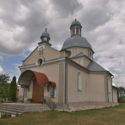 Церковь св.Николая (с.Колындяны, Тернопольская обл.)