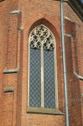 Вікно у вівтарній частині