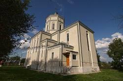 Церква Христа-Царя. Вівтарна частина