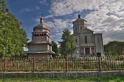 Комплекс церкви Христа-Царя у селі Озеряни