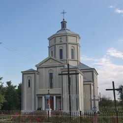 Церковь Христа Царя (с. Озеряны, Тернопольская обл.)