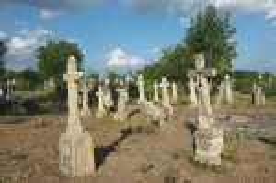 Старий цвинтар у селі Озеряни
