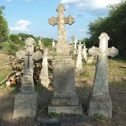 Старий цвинтар (с.Озеряни, Тернопільська обл.)