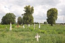 Більшість надгробків не збереглась
