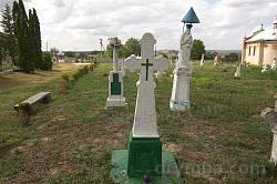 Колиндяни. Старий цвинтар