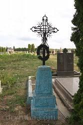 Кований хрест вигадливої форми
