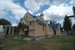 Нова церква у Колиндянах