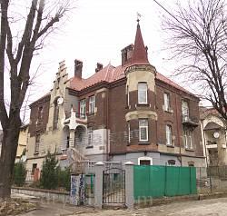 Вилла Зигмунта Радзиминского в Львове