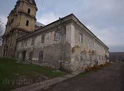 Гвоздец. Кельи монастыря бернардинцев