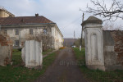 Колишня брама бернардинського монастиря