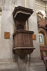 Балкончик для проповедей