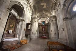 Бернардинський костел Непорочного Зачаття Діви Марії і св. Антонія. Головна нава