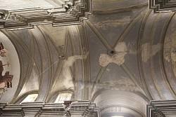 Потолок нефа