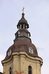 Верхушки башен датируются 1922 годом