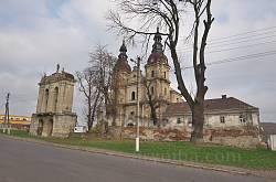 Гвоздец. Комплекс бернардинского монастыря с костелом