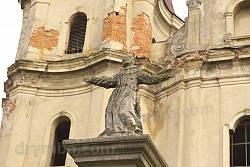 Скульптура св. Яна з Дуклі