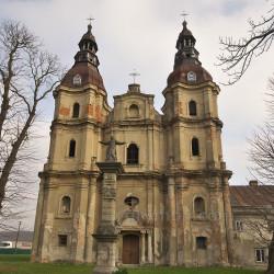 Бернардинський монастир та костел (селище Гвіздець, Івано-Франківська обл.)
