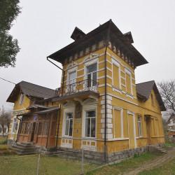 Селище Делятин