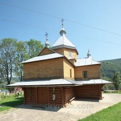 Церковь Успения Пресвятой Богородицы (г.Яремче, Ивано-Франковская обл.)