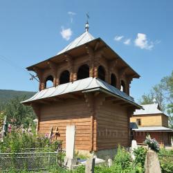 Дзвіниця церква Успіння Богородиці