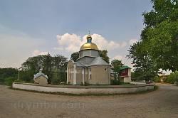 Панівці. Церква св.Якова
