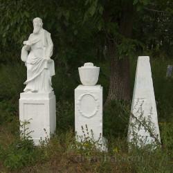 Старий цвинтар (с.Панівці, Тернопільська обл.)