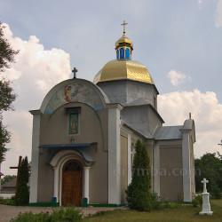 Церковь св.Якова (с.Пановцы, Тернопольская обл.)