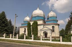Церква Успіння Пресвятої Богородиці у селі Дзвинячка