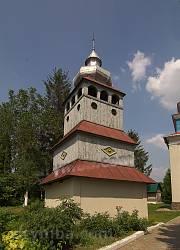 Дзвинячка. Дзвіниця церкви Пресвятої Трійці
