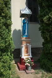 Фіґура Пресвятої Богородиці